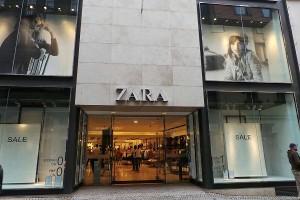 ZARA Brno prodejna
