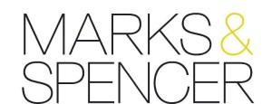 Marks-and-Spencer logo nejen pro e-shop