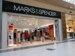 prodejna Marks and Spencer alternativa e-shop