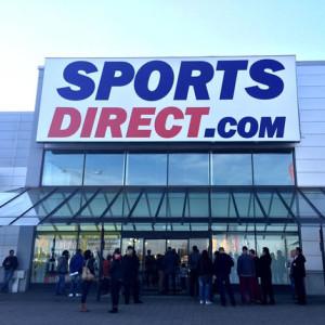 sportsdirect obchodní dům