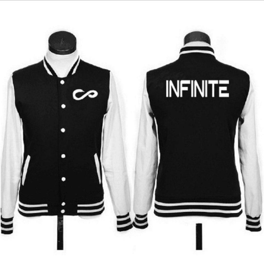 infinite oblečení