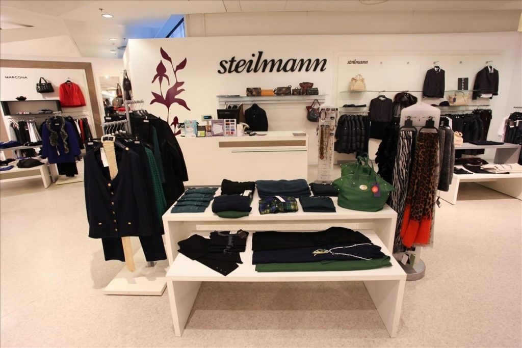 obchod Steilmann