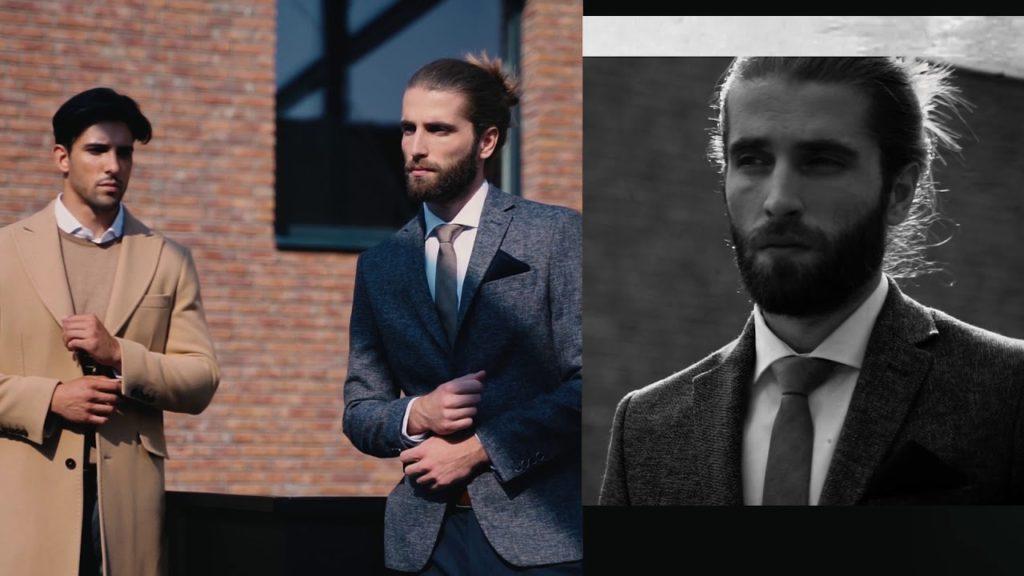 Otto Berg oblečení