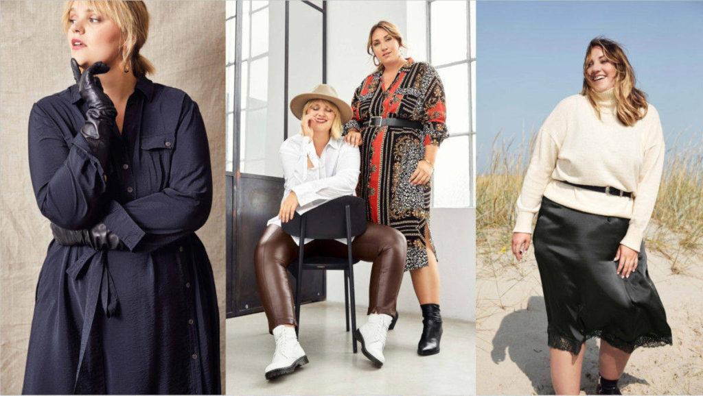 oblečení Ulla Popken
